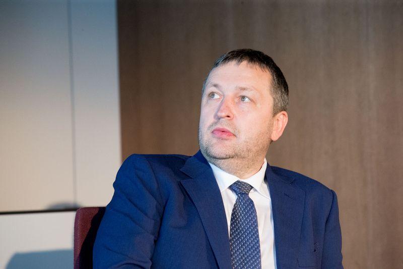 Antanas Guoga. Juditos Grigelytės (VŽ) nuotr.