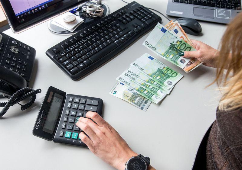 Į dividendines akcijas sužiūrama neramumų rinkose laikais. Juditos Grigelytės (VŽ) nuotr.