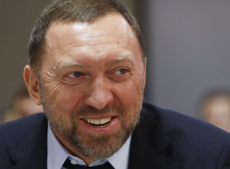 JAV prezidento administracija panaikino sankcijas įmonėms, siejamoms su Rusijos oligarchu O.Deripaska