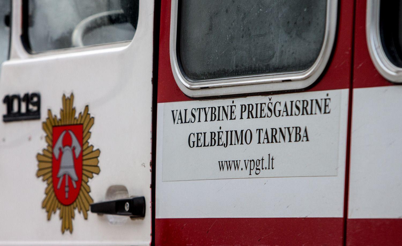 Po veiklos tyrimo bus siūloma atleisti ugniagesių vadą