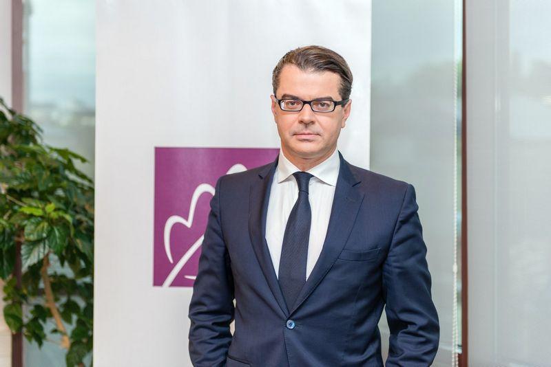 Linas Sesickas, advokatų kontoros GLIMSTEDT vadovaujantysis partneris.