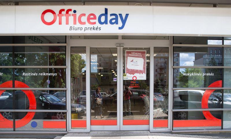 """Parduotuvė """"Officeday"""" Vilniuje, Žalgirio gatvėje. Vladimiro Ivanovo (VŽ) nuotr."""