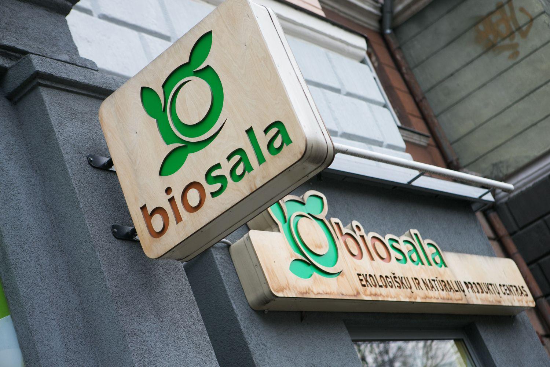 """""""BaltCap"""" fondas perka ekologiškų produktų parduotuvių tinklus """"Livinn"""" ir """"Biosala"""""""
