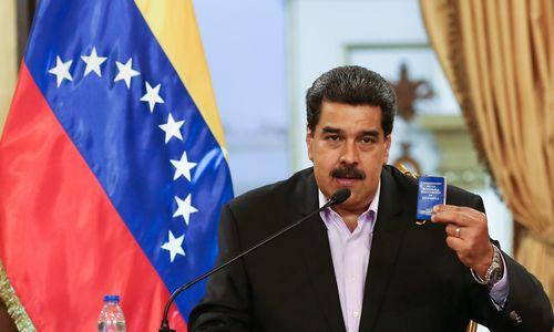 JAV sankcijomis apribojo Venesuelos naftos pardavimus