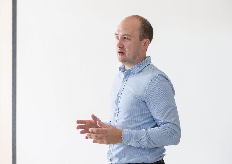 Sergejus Muravjovas. Juditos Grigelytės (VŽ) nuotr.