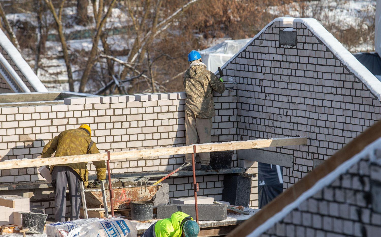 TOP 50 statybos bendrovių įmokėtų mokesčių suma– 93,8 mln. Eur