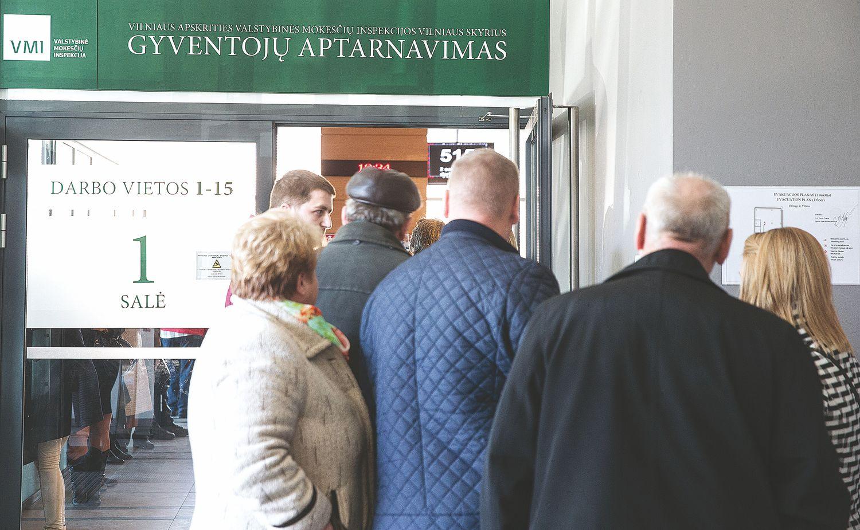 Tikrasis pajamų mokesčio tarifas Lietuvoje: nuo 0,9 iki 10%