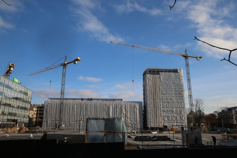 SBA įmonė suplanavo rekordines investicijas į NT: daugiausia dėmesio – Kaunui