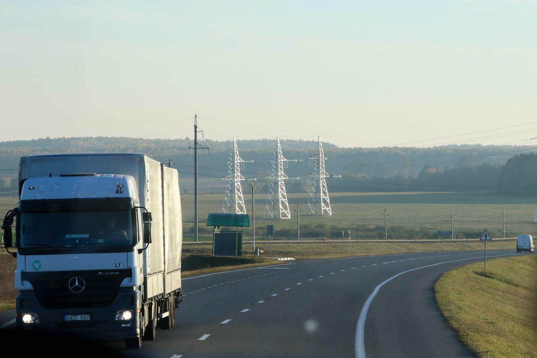 Nauja diagnostikos sistema leis per metus ištirti visus asfaltuotus kelius