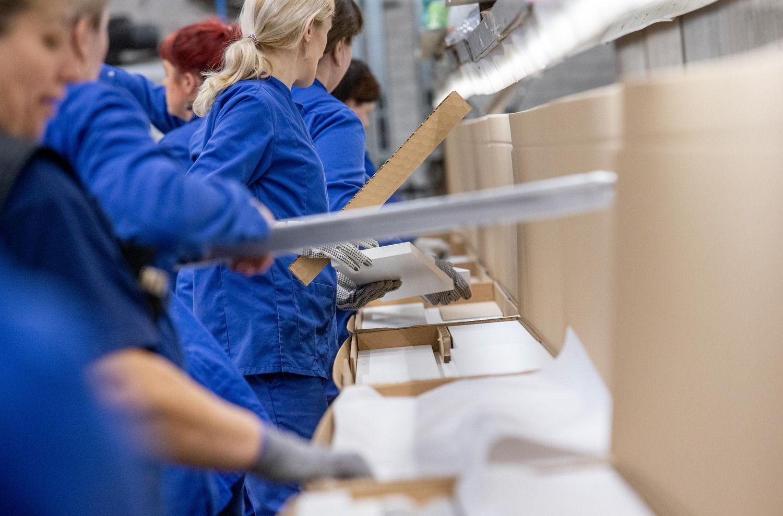 Pramonė per 2018 m. išaugo 5,1%