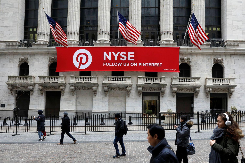 """""""Pinterest"""" eina į biržą – laukiamas 1,5 mlrd. USD IPO"""