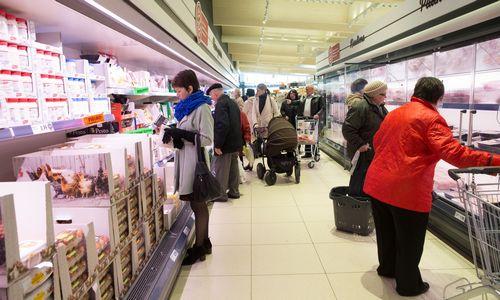 Vyriausybė nepritarė PVM lengvatai maistui