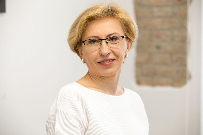 Romualda Stonkutė, Ryšių su visuomene agentūrų asociacijos pirmininkė. Vladimiro Ivanovo (VŽ) nuotr.