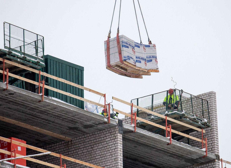 Pernai Lietuvoje atlikta statybos darbų už 3 mlrd. Eur