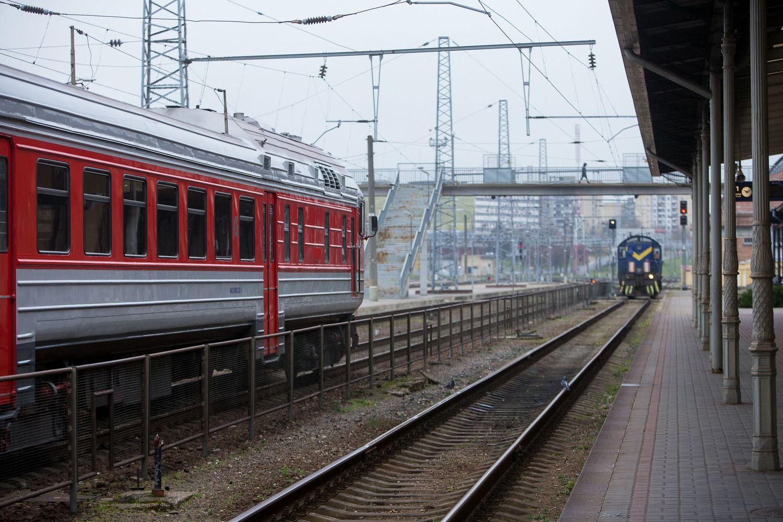 Keleivinis traukinys Kijevas-Minskas-Vilnius-Ryga kursuos dažniau