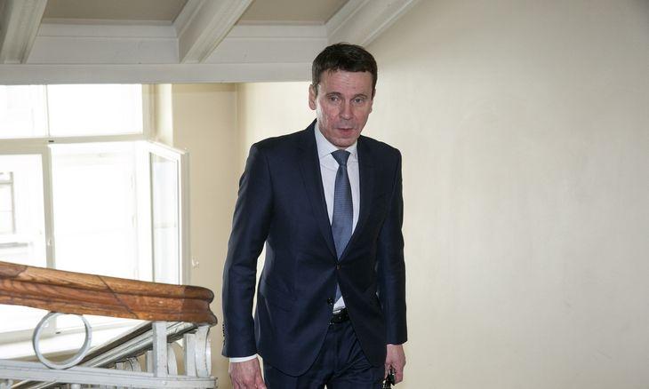 Buvęs vartojimo kreditų įmonės vadovas aiškinosi teisme dėl prašymų R. Kurlianskiui