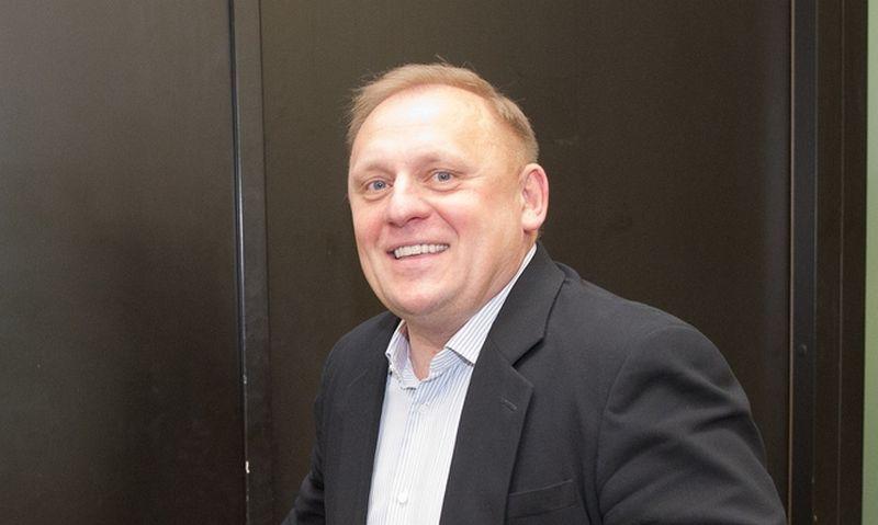 Raimondas Kvedaras, SEB banko valdybos pirmininkas ir prezidentas. Vladimiro Ivanovo (VŽ) nuotr.