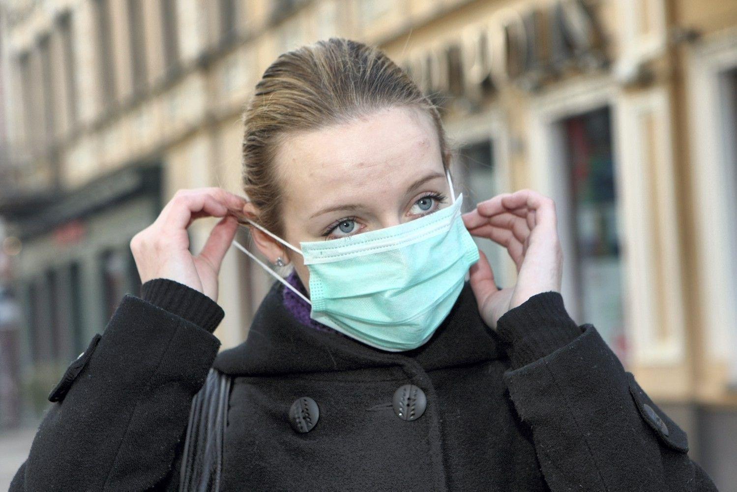 Gripo epidemija paskelbta 17 savivaldybių