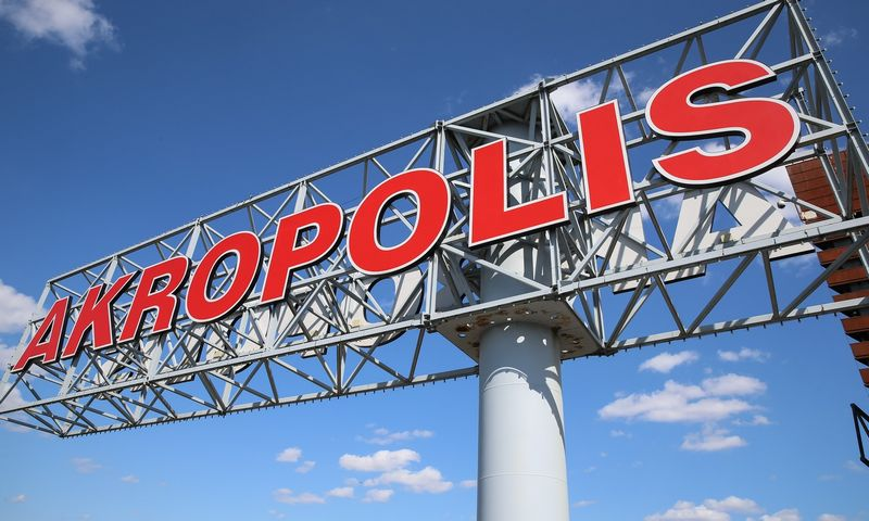 """Vilniaus """"Akropolis"""". Vladimiro Ivanovo (VŽ) nuotr."""