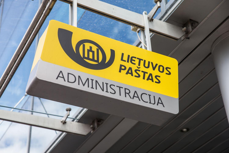 Lietuvos paštas pradeda nešioti pensijas