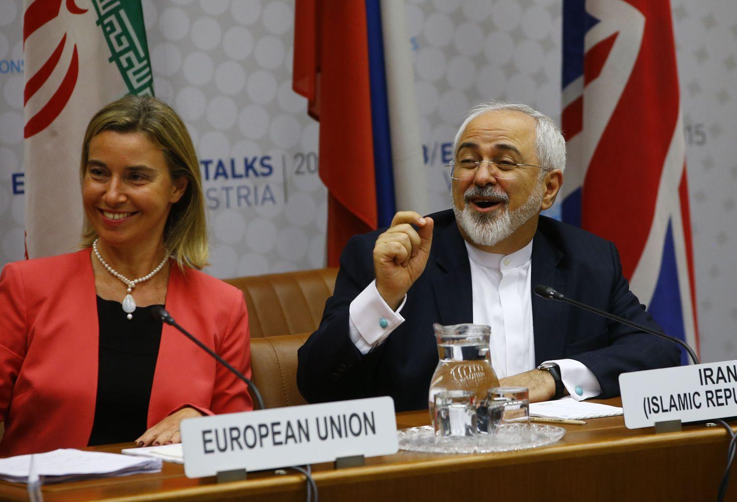 ES paleis naują mokėjimų sistemą, kuria siekiama apeiti JAV sankcijas Iranui