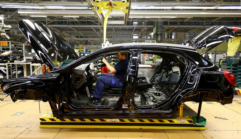 Euro zonos ekonomikos augimas vėsta, Italijoje - recesija