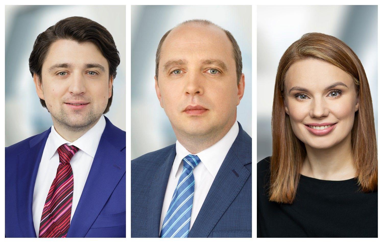 """Advokatų kontoroje """"Ellex Valiunas"""" – nauji vadovai"""