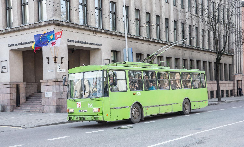 Kaunas pirks naujus troleibusus, Druskininkai ir Lazdijai – elektrinius autobusus