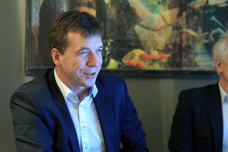 Remigijus Šeris, AB Lietuvos radijo ir televizijos centras generalinis direktorius. Vladimiro Ivanovo (VŽ) nuotr.