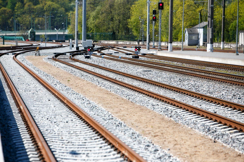 """Suomija oficialiai prisijungs prie """"Rail Baltica"""" projekto"""
