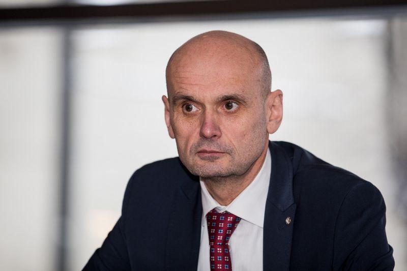 Gintautas Labanauskas. Vladimiro Ivanovo (VŽ) nuotr.