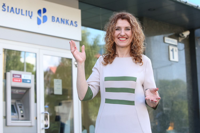 Šiaulių banke keičiasi rinkodaros vadovas