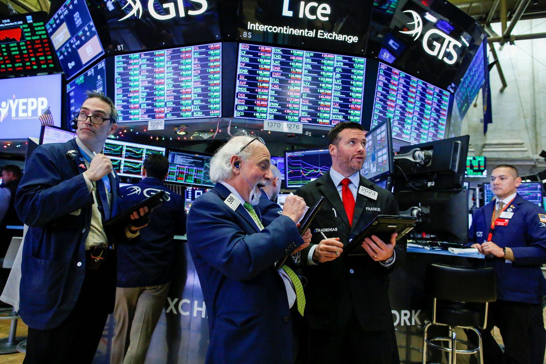 Rinka užmiršta gruodžio košmarus – akcijoms geriausias sausis nuo 1987 m.