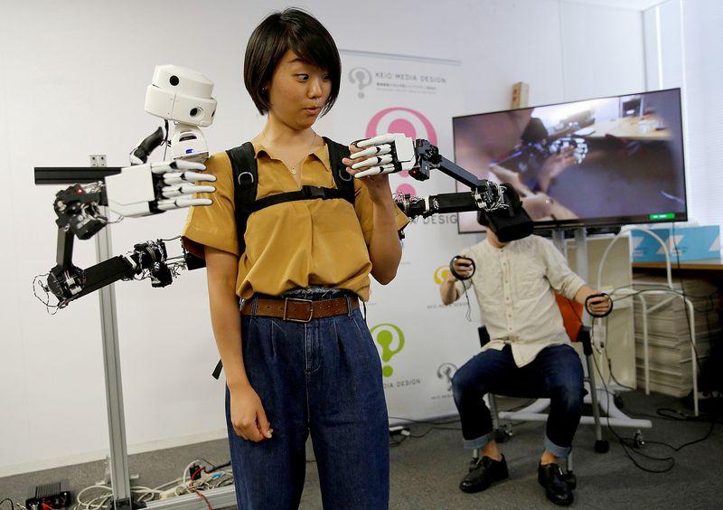 "Toru Hanai (""Reuters"" / ""Scanpix"") nuotr."