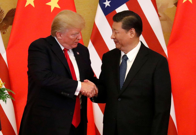 JAV ir Kinija artėja prie prekybos susitarimo