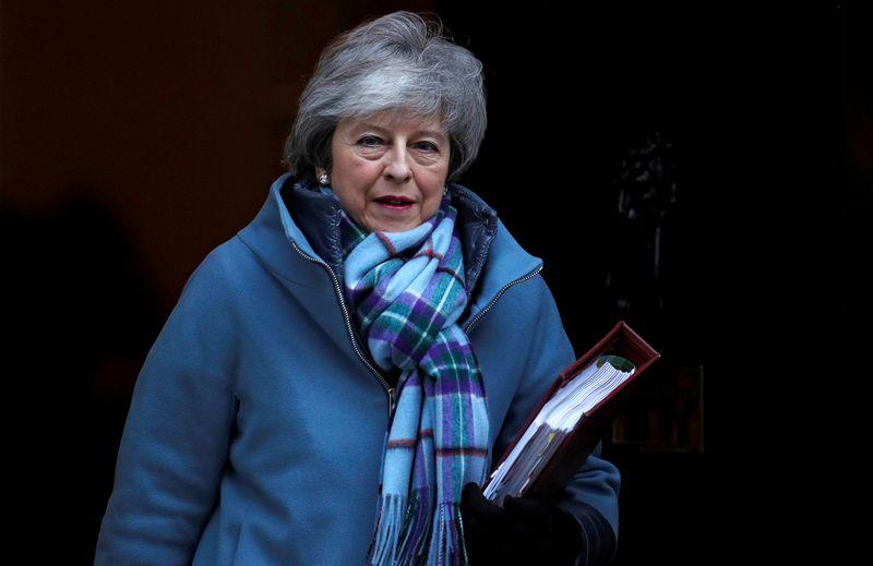 "Theresa May, JK premjerė. Peter Nicholls (""Reuters"" / ""Scanpix"")."