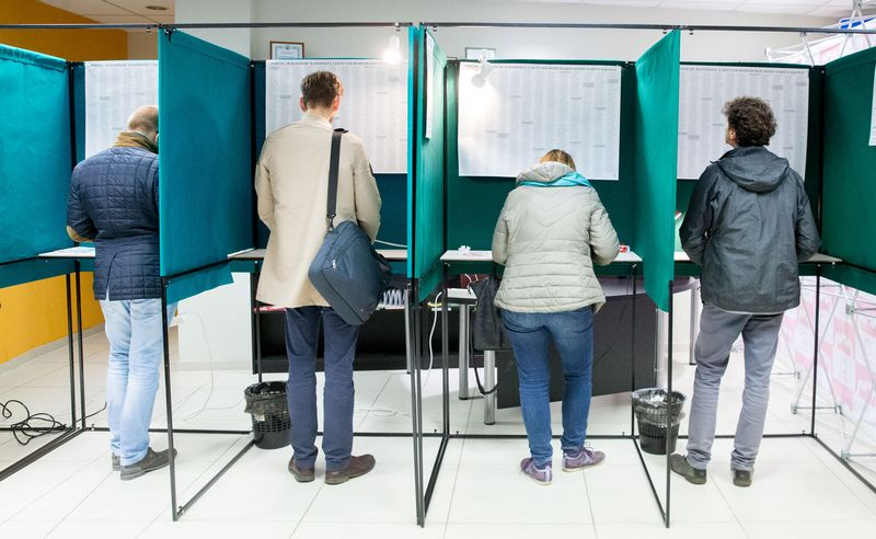 Kovo mėnesį vyks balsavimas dėl savivaldybių tarybų narių ir merų. Juditos Grigelytės (VŽ) nuotr.