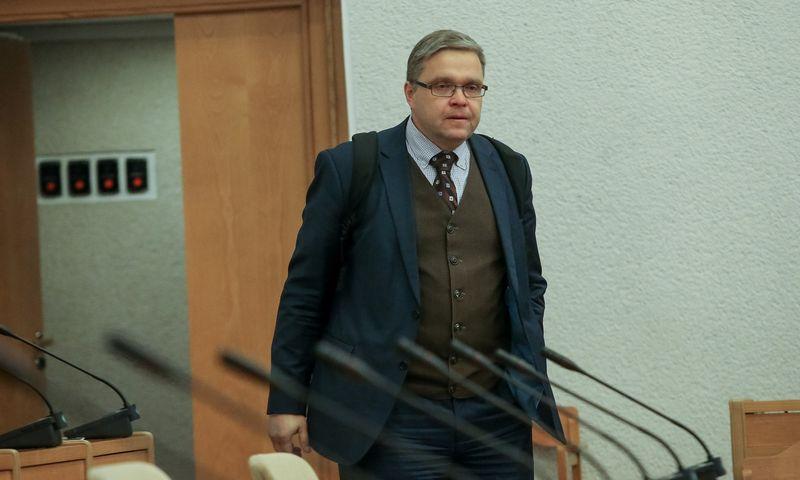 Vitas Vasiliauskas. Vladimiro Ivanovo (VŽ) nuotr.