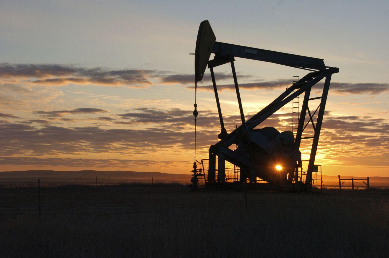 Naftos kaina šturmavo 64 USD ir atsitraukė