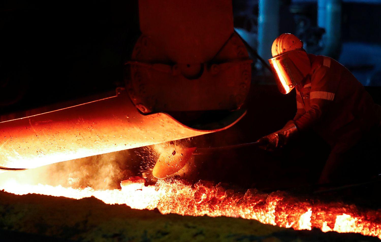 ES įveda kvotas plieno importui