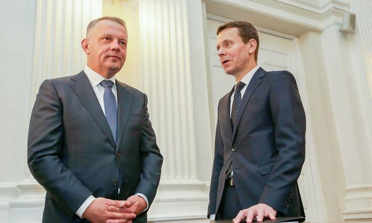 Prokuroras: E.Masiulis 2018-ųjų pabaigoje gavo 10.000Eur iš R.Kurlianskio