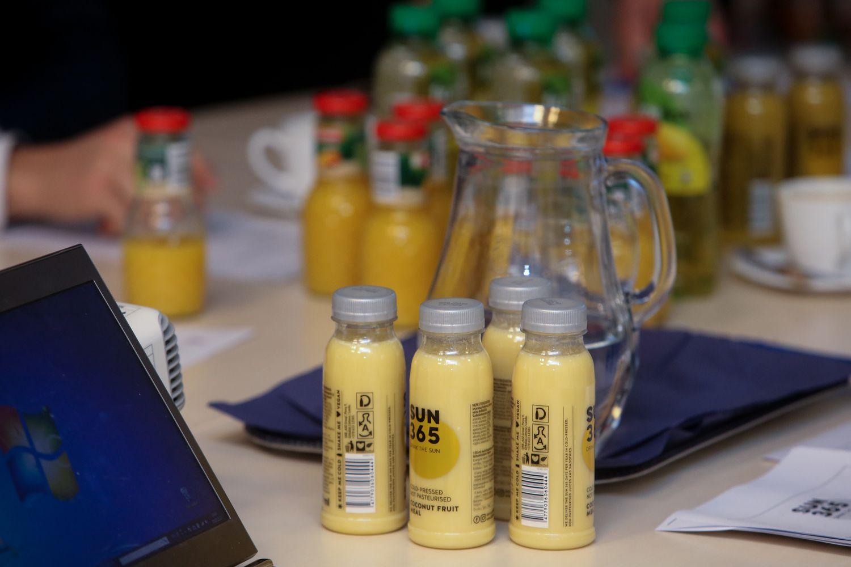 Tendencijos gaiviųjų gėrimų pramonėje:grožio ir skonio nebeužtenka