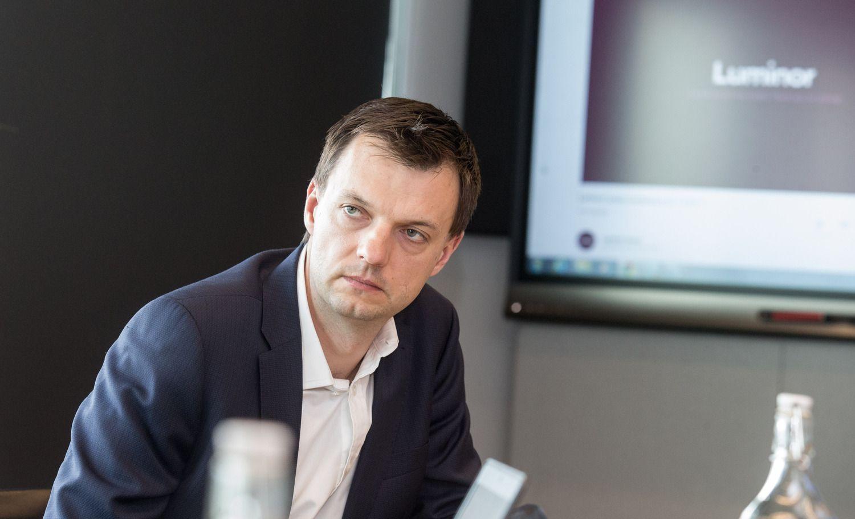"""Interviu su """"Luminor"""" vadovu: apie darbuotojų atleidimą ir ateities planus"""