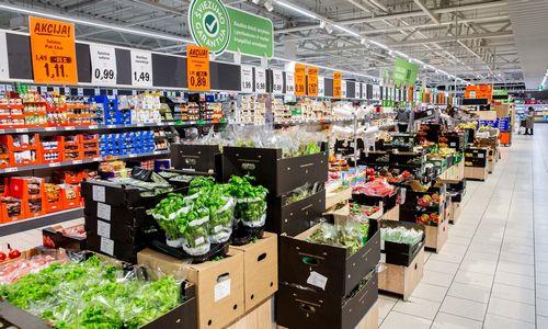 Eurostatas:metinis prekybos augimas Lietuvoje – vienas didžiausių ES