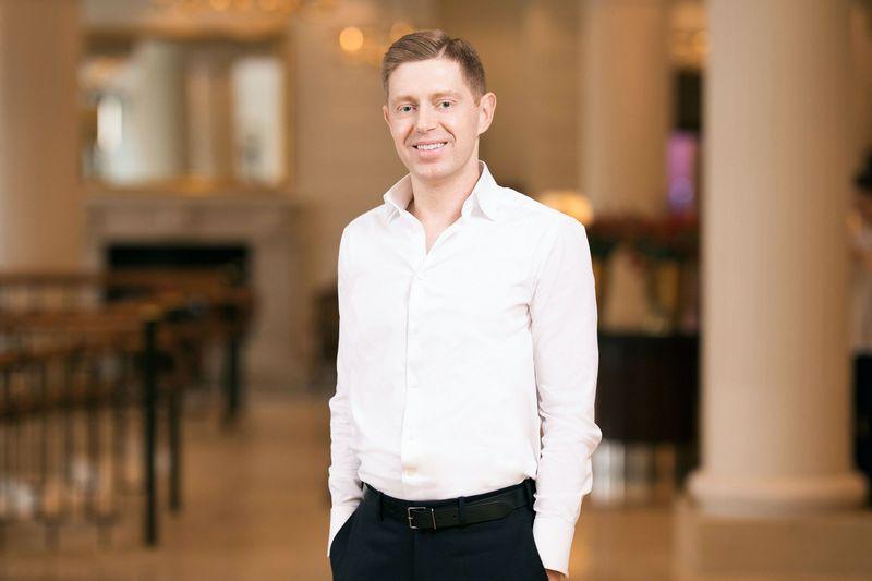 """Mindaugas Strėlis, """"Orion Securities"""" partneris ir """"Orion Wealth Management"""" padalinio vadovas. Asmeninė nuotr."""