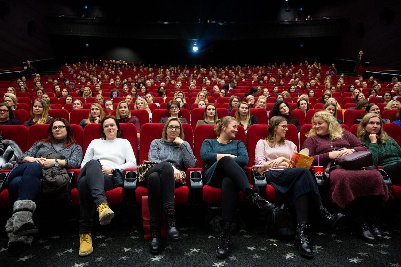 Kino projektams paskirstė 2,9 mln. Eur