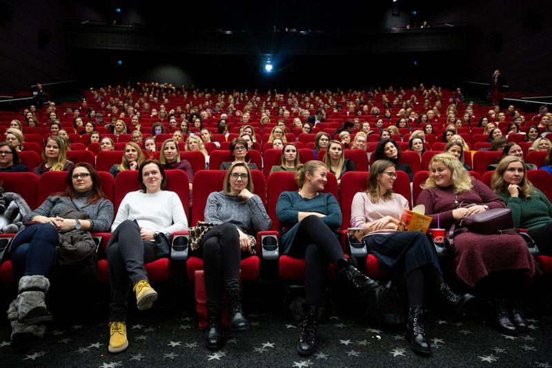 """Lietuvos kino centras 42 kino projektams paskirstė 2,91 mln. Eur. Žygimanto Gedvilos (""""Scanpix"""") nuotr."""
