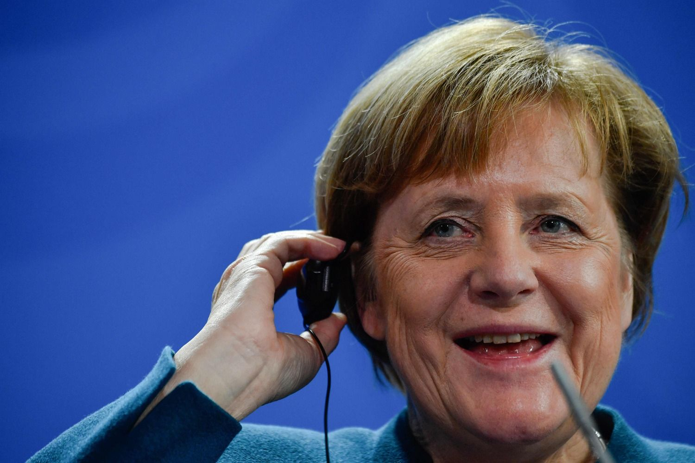 "A. Merkel siūlo ieškoti kūrybiško kompromiso siekiant išspręsti ""Brexit"" aklavietę"