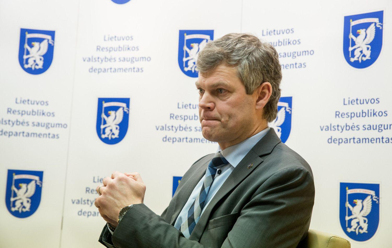 VSD vadovas: prezidento rinkimuose nėra Rusijai palankių kandidatų