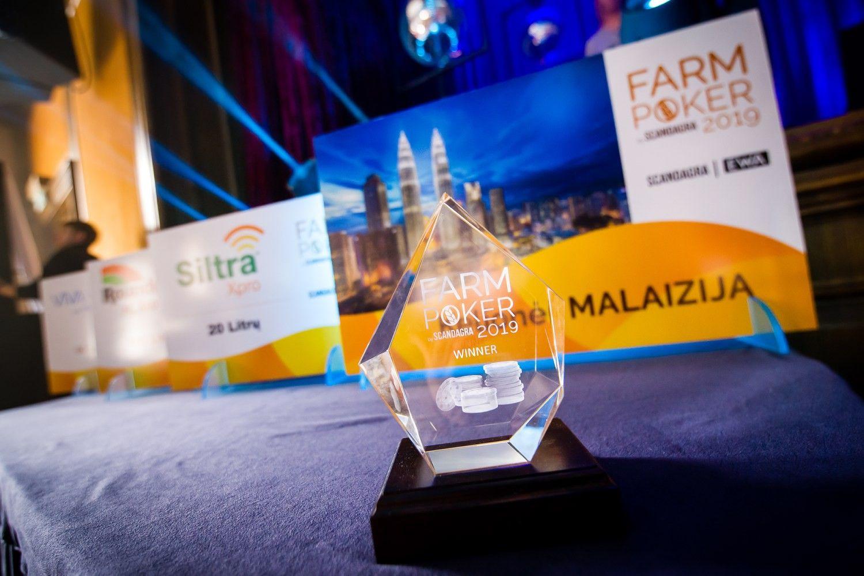 Ūkininkams surengė išskirtinę pramogą– nugalėtojas keliauja į Malaiziją